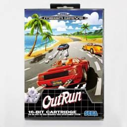 Cartucho Outrun Mega Drive