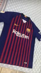 Camisas do Barça Original comprada na Argentina