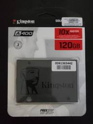 VENDO ssd kingston 120gb a400
