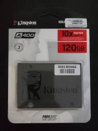 VENDO ssd kingston 120gb a400