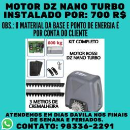 Motor Rossi Dz Nano Turbo - capacidade: 600 kg - Deixa MSN no zap.