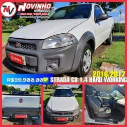 FIAT/Strada 1.4CS Hard Working 2016/2017