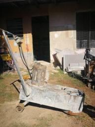 Lixadeira/Desempenadeira para pisos