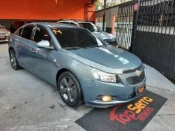 Gm - Cruze Sedan Lt 2014 Automático - Gnv Quinta Geração - Novo demais