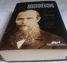 Livro ? Relíquia Dostoievski Biografia!