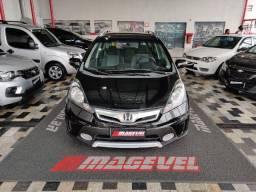 Honda Fit Twist 1.5 Flex Cambio Automático Ano 2013 Preto