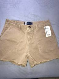 Vende-se Short Novo Tam 38
