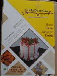 As melhores tortas e bolos personalizados de Maceió!!
