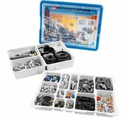 Título do anúncio: Kit de Robótica Lego Mindstorms Nxt Educacional (9695) - Novo