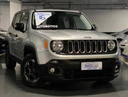 Jeep Renegade Sport Aut Impecável 54.000Km Multimídia Completa Único Dono IPVA 2021 Grátis