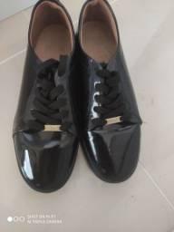 Sapato feminino da vizzano
