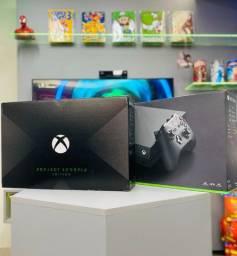 Xbox One X Seminovo - Com Garantia - Loja Fisica