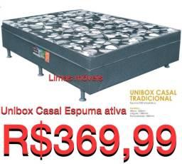 UNIBOX CASAL ESPUMA ATIVA