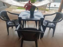 Jogo Mesa c/ Cadeira