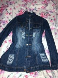 Jaqueta maxxi jeans