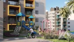 Apartamento com 3 dormitórios à venda, 66 m² por R$ 206.345,00 - Uvaranas - Ponta Grossa/P