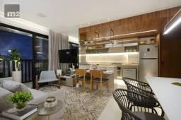 Apartamento à venda com 2 dormitórios em Setor bueno, Goiânia cod:M22AP1176