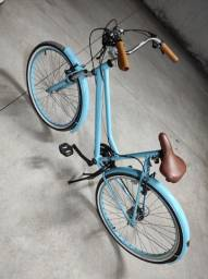 Bicicleta retrô aro 26
