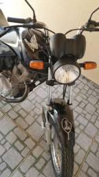 Moto Honda Cg 150 fan
