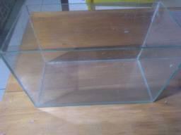 Cx de vidro pra aguario