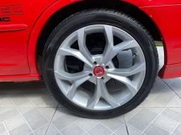 Rodas (réplica do civic Europeu) aro 18 + pneus 225/45 COM LOGO VERMELHO DA HONDA