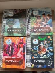 Coleção livros SAE EXTENSIVO 2020