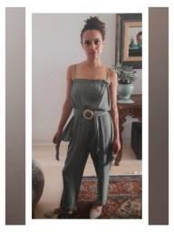 Macacão Amarração - Dress to , P