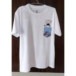 Título do anúncio: Camiseta Original Dahui G Com Bolso