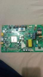 Placa principal TV semp Le2456 A