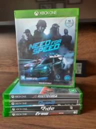 Need For Speed - Xbox One - Mídia Física