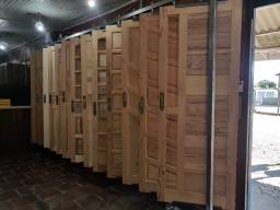 Porta Externa Vitro Lateral NOVA - Aberturas Canelense