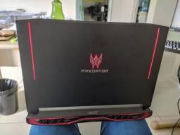 Notebook Gamer com GTX 1070 8GB