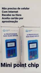 Mini point mercado pago sem celular