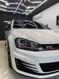 Golf GTI + Pacote Premium ACEITO TROCAS.
