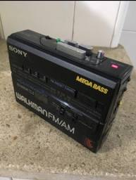 Walkman FM/ AM raro