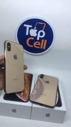 iPhone XS 256G Gold (SEMINOVO) 4 MESES DE GARANTIA