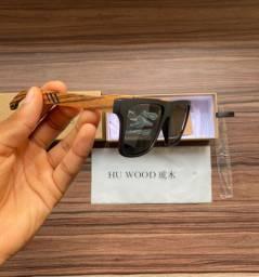 Óculos de sol Hu Wood