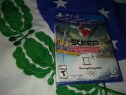 Jogo Steep Winter games edition PS4 (estado de novo) Entrega grátis!!!