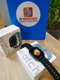 Smartwatch Colmi P8 Preto Modo Esportes pronta entrega