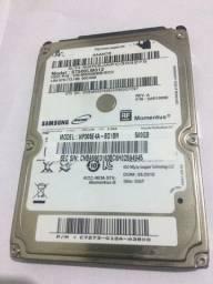 HD Disco Rígido Original da Samsung 500GB