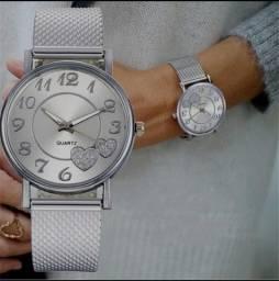 Perfeito pra você! Relógios lindos e baratinhos.