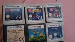 Pacote Jogos Nintendo 3ds