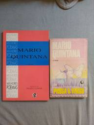 Livros MÁRIO QUINTANA