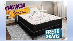 PROMOÇÃO IMPERDÍVEL DE CAMA BOX CONJUGADA DIRETO DA FÁBRICA COM FRETE GRÁTIS