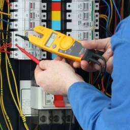 Eletricista + Montagem inclusa + Todos os Materiais + Instalação + Pedido de Relógio