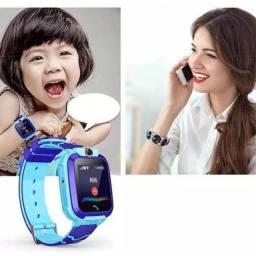 Relógio com rastreador Infantil