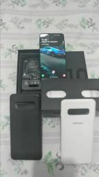 Galaxy s10 128gb impecavel