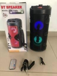 Caixa de Som Bluetooth 12W ZQS-4209