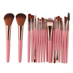 Título do anúncio: Atacado-13 kits pincéis de maquiagem com 18 peças