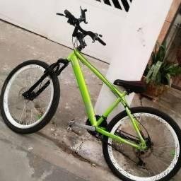 Bike freio hidráulico não abaixo um real !!